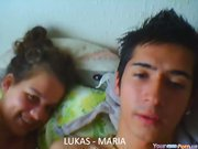 Serbian Teen Couple Sextape